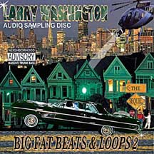 CD - Big Fat Beats & Loops 2
