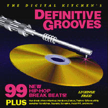 CD - Definitive Grooves